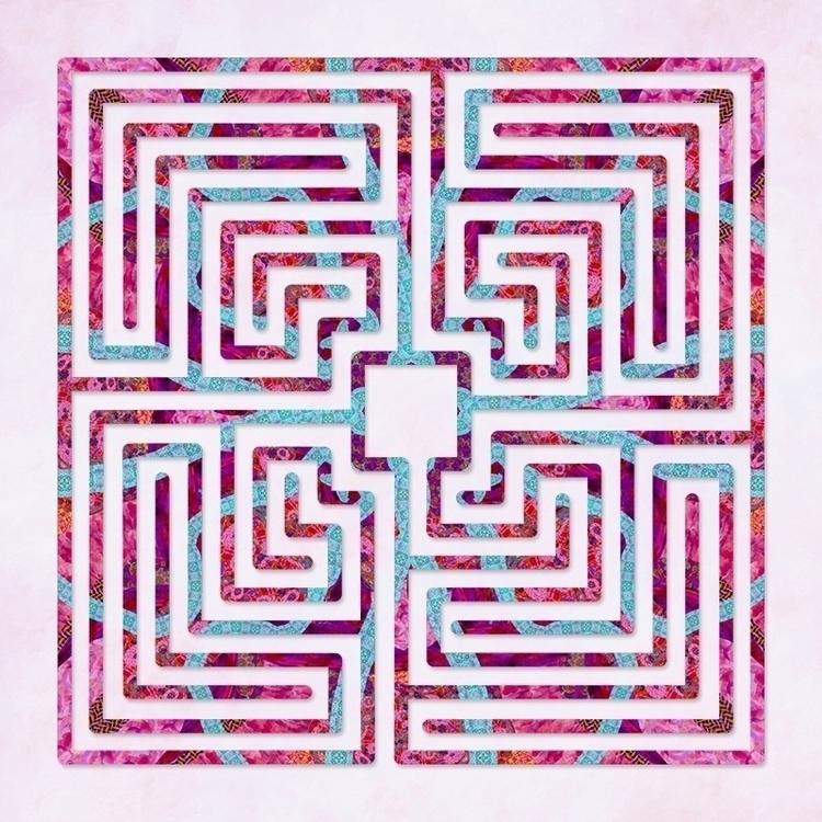Roman Dreams - style labyrinth  - nancyaurandhumpf   ello
