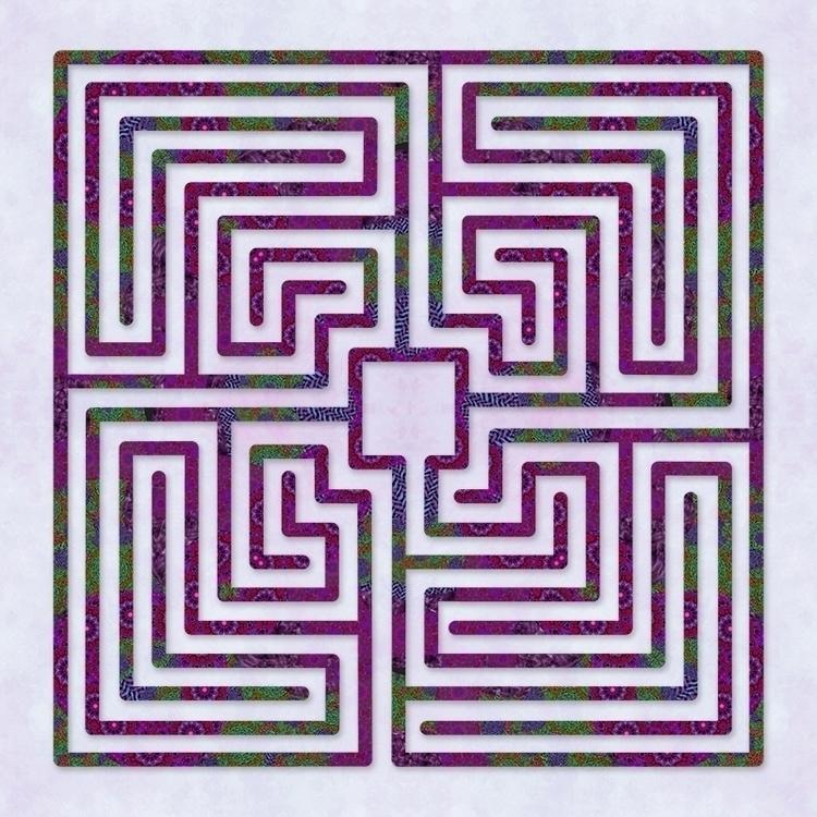 Roman Passion - style labyrinth - nancyaurandhumpf | ello