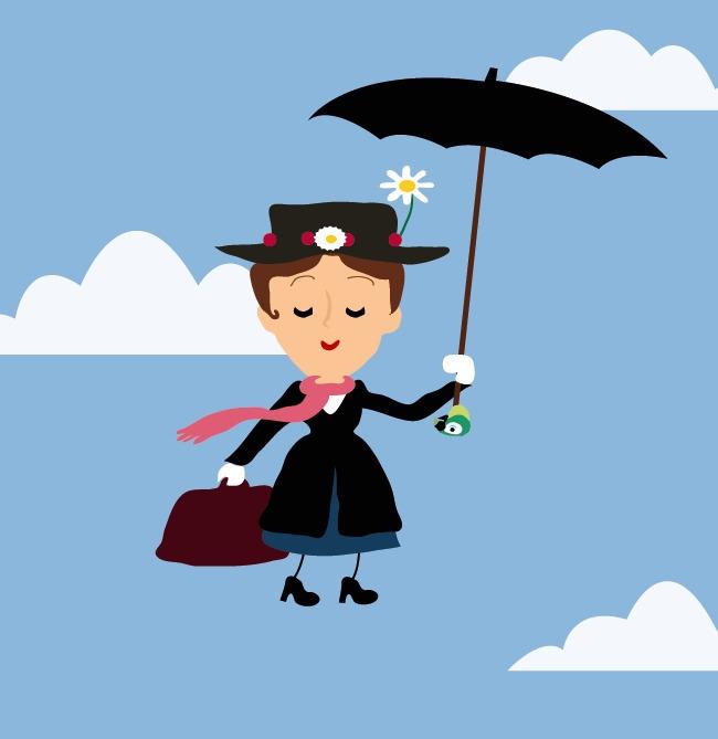 Mary Poppins - lydilena | ello