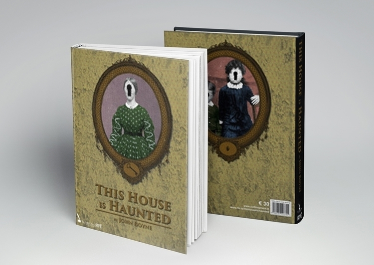 Hous Hounted John Boyne- book c - mndesign | ello