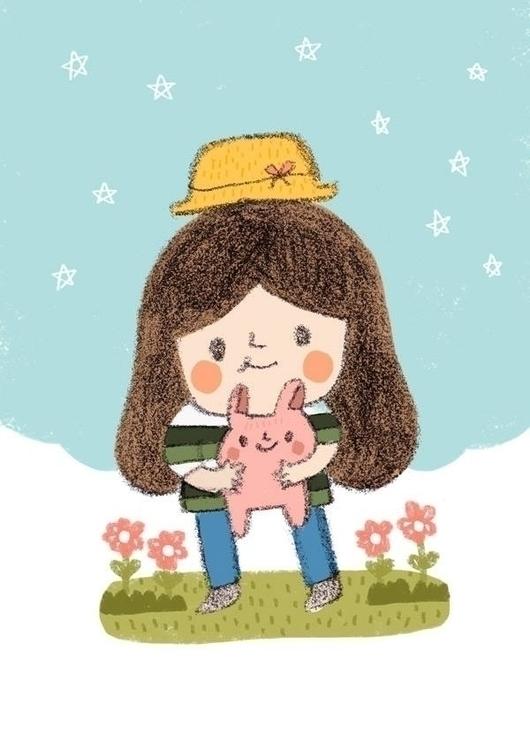 children'sillustration, characterdesign - ruedeejulla   ello