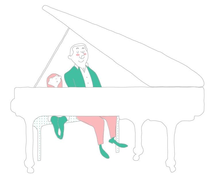 Suzuki teacher - piano - lydilena | ello