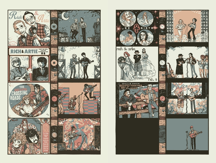 comics piece small anthology st - meedean | ello