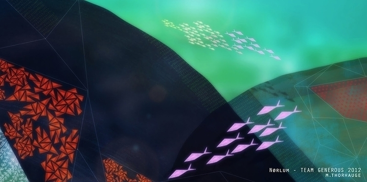 Concept design danish animation - artbythorhauge | ello