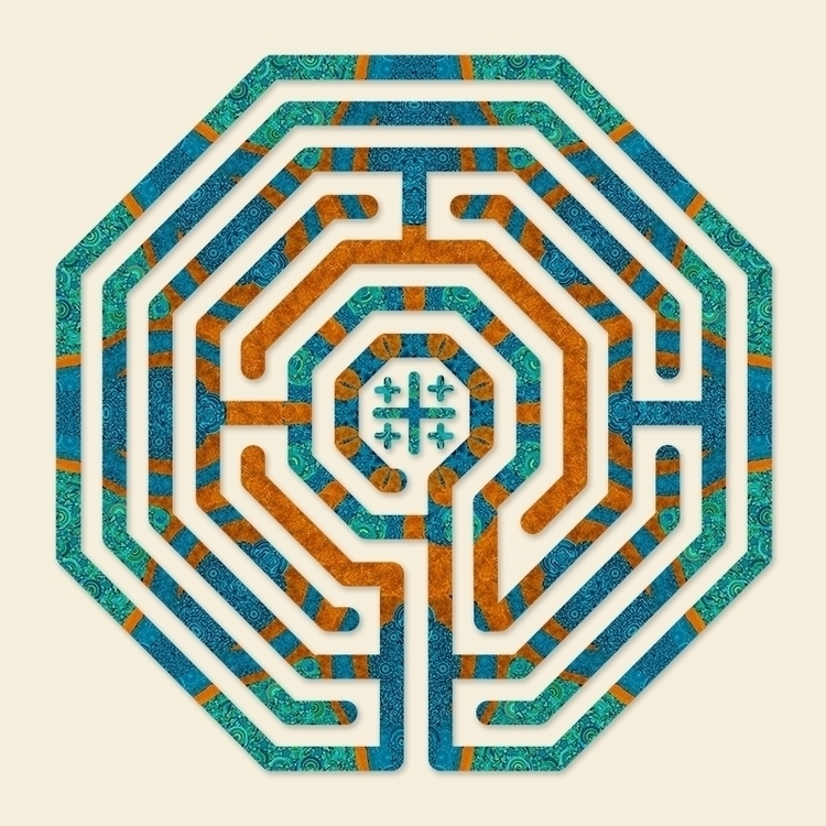 Cologne - Shoreline labyrinth d - nancyaurandhumpf   ello