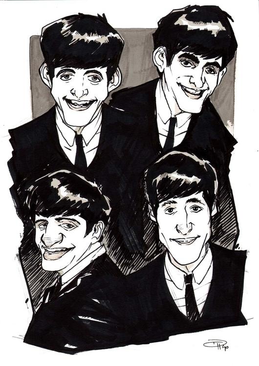 Beatles - thebeatles, denismedri - denismedri | ello