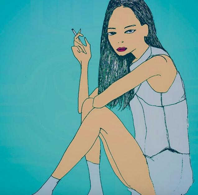 illustration, characterdesign - eye_catches | ello