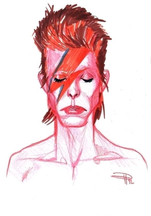 David Bowie - davidbowie, denismedri - denismedri | ello