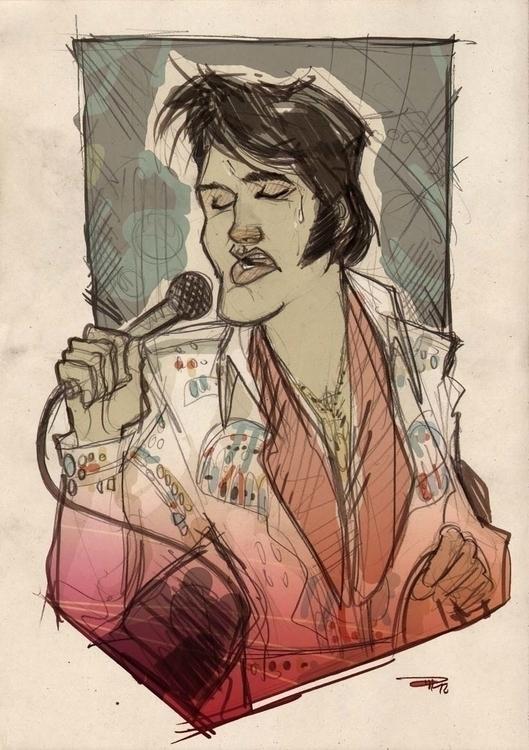 Elvis Presley - elivspresley, denismedri - denismedri | ello