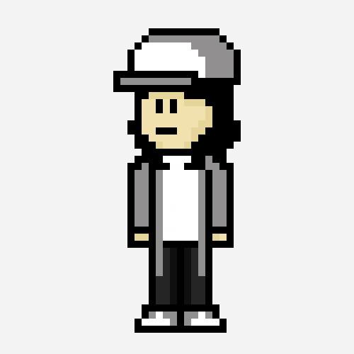 Profile 2016 - pixelart, characterdesign - hotshots2000 | ello