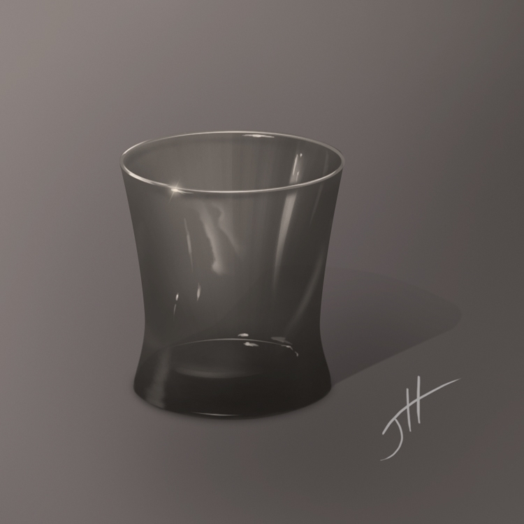 Glass Life Study - study, stilllife - fxscreamer | ello