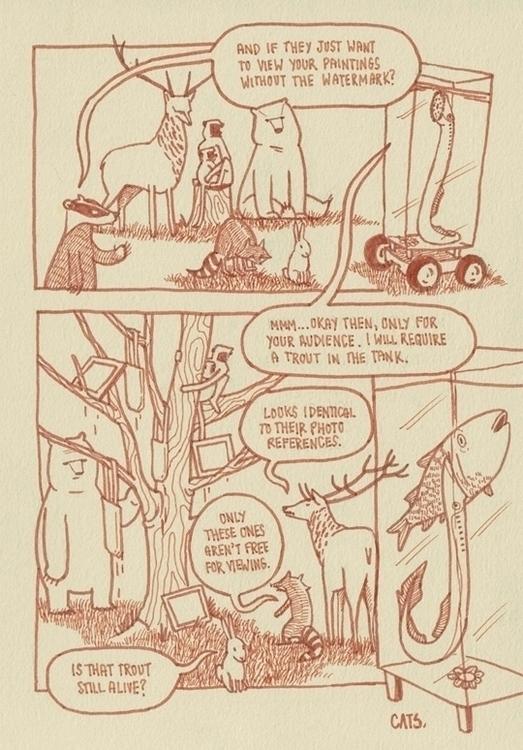 page 10 - brushpen, pittpens, comics - cat-8775 | ello