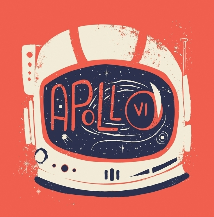 Apollo Vi | Vector Illustration - laceyleach | ello