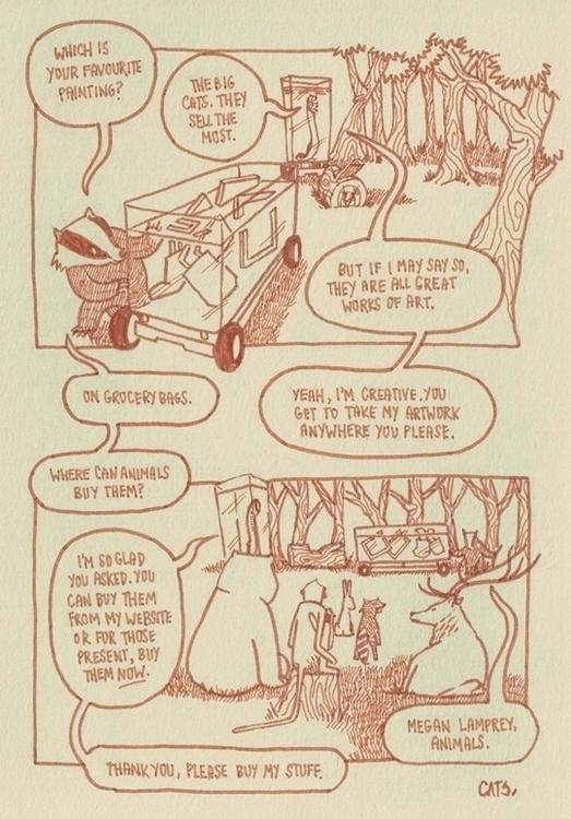 page 9 - brushpen, pittpens, comics - cat-8775 | ello