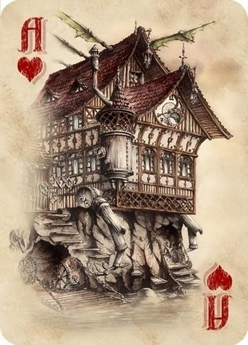 Ink watercolor illustration Ste - grimdream | ello