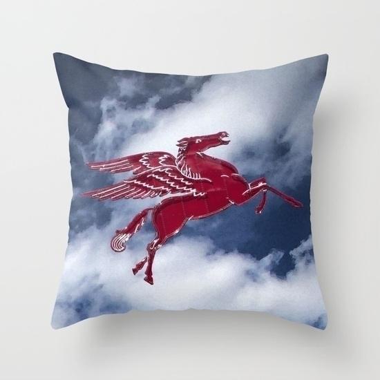 Pegasus Sky pillow! full color  - voirlisa | ello