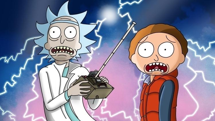 Rick Morty future - rickandmorty - cslavin | ello