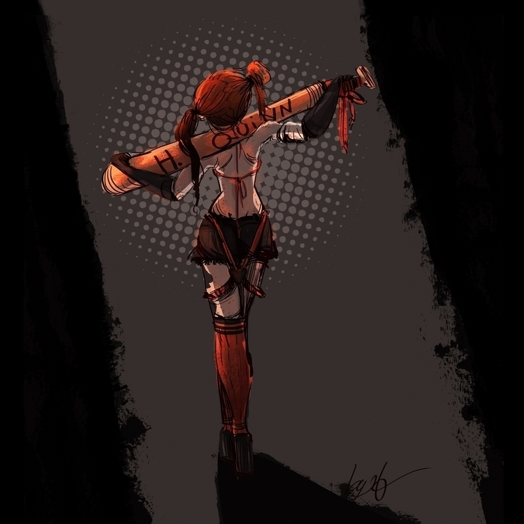 Harley Quin - katiagrifols | ello