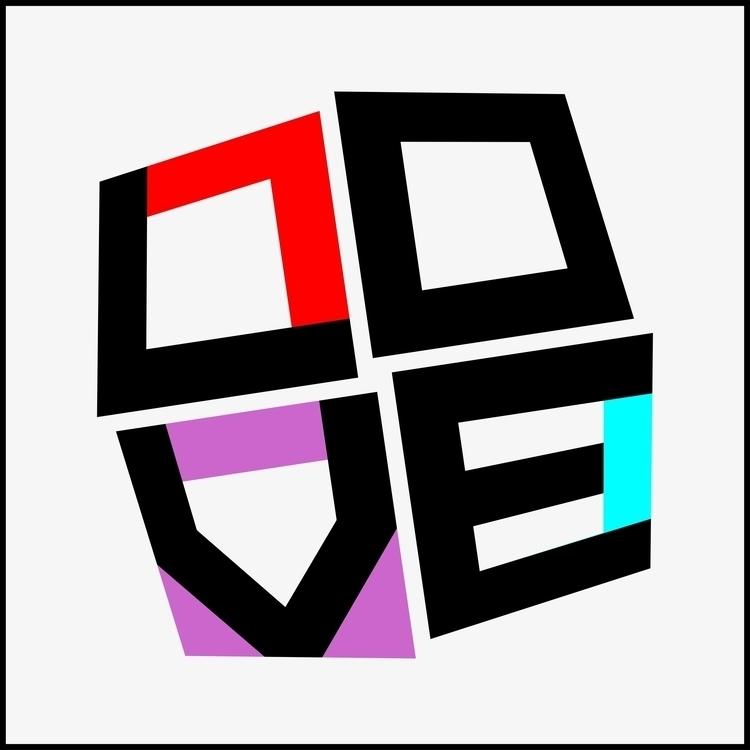 Love - love, peace, letters, heart - zelko-4504   ello