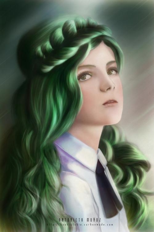 Memories - illustration, characterdesign - kuukistudio | ello