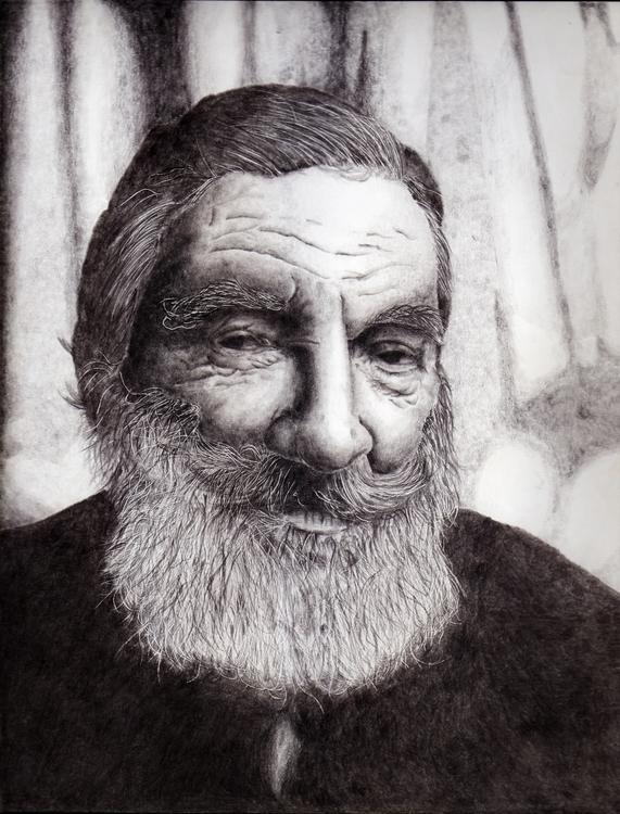 Armando Reveron portrait, mos i - giulianobuffi | ello