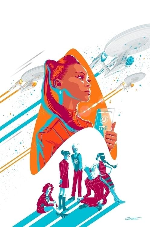 Cover Star Trek: Starfleet Acad - caltsoudas | ello