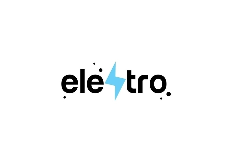 Elektro - Logo, Electro, Music - brod3rick   ello