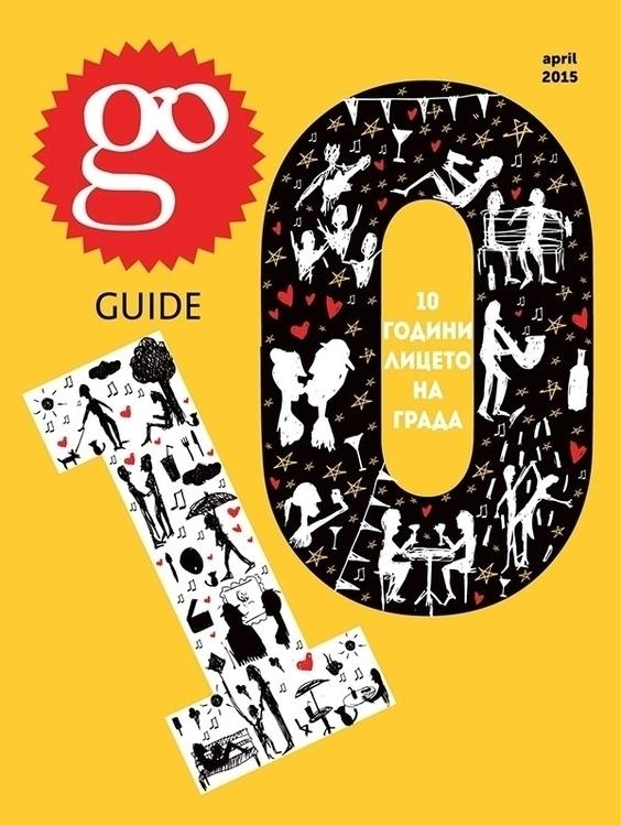 Magazine cover - magazine, coverart - yoana-6365 | ello