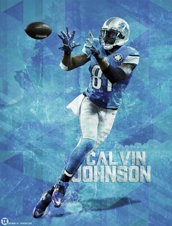 Calvin Johnson Grunge Wallpaper - txproduction | ello