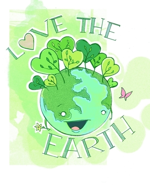 Love Earth MacLure - earth, bright - amaclure | ello