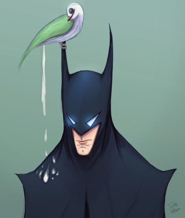 batman - illustrations, comic, joker - tarekhakeem | ello