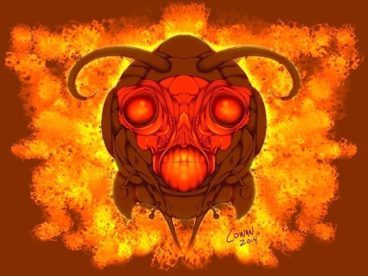 Hot Bug - kcowan | ello