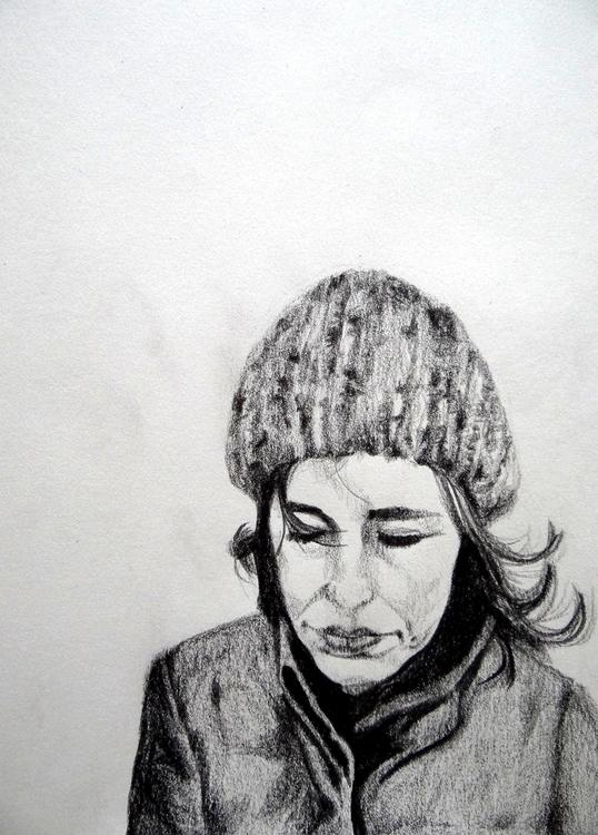 portrait_Rennes, 2012 - illustration - renataribak | ello