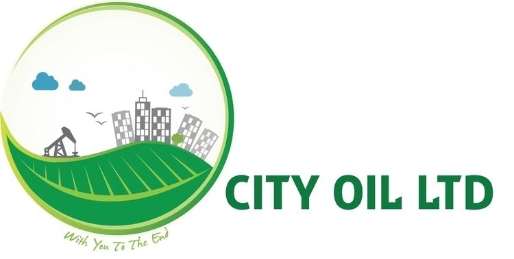 City Oil - illustration, design - nicben | ello