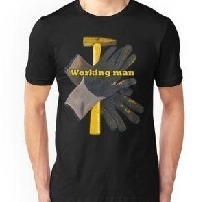 work gloves knobs hammer - worn - leo_brix | ello