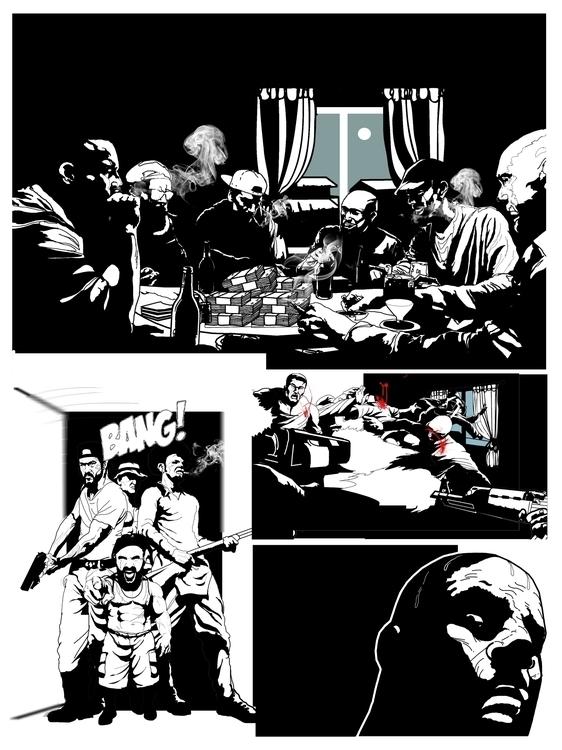 page 2 - comics, comicbooks, comicpage - sunnyefemena   ello