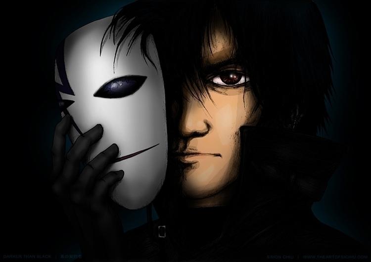 Darker Black: Black Reaper (Unm - theartofsichiu | ello