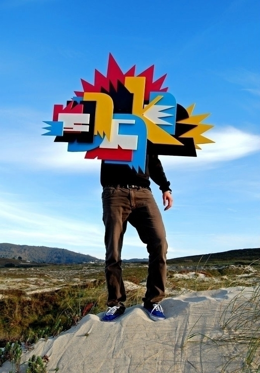 Graffiti 3D - graffiti, 3d, art - pabloshock | ello