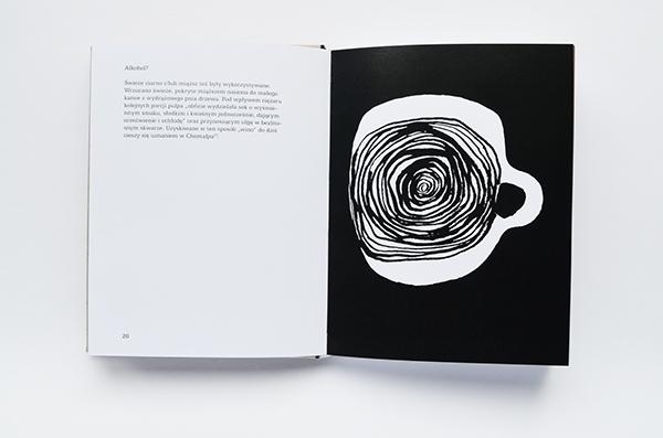 Page alcohol cocoa - illustration - agawoz | ello