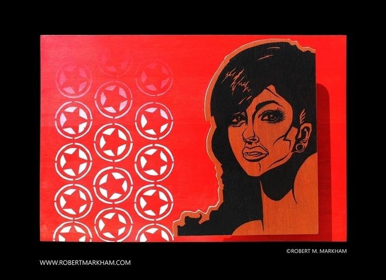 Joanna Red (Speed Racer - robertmarkham   ello