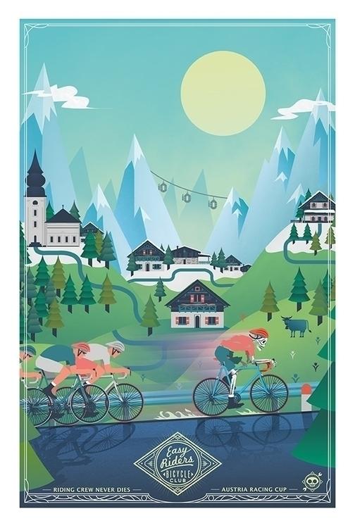 Easy Rider - Austria project pe - ladislas-2174 | ello