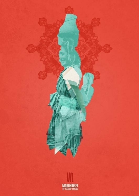 Poster - 2, illustration, print - youssefousaid | ello