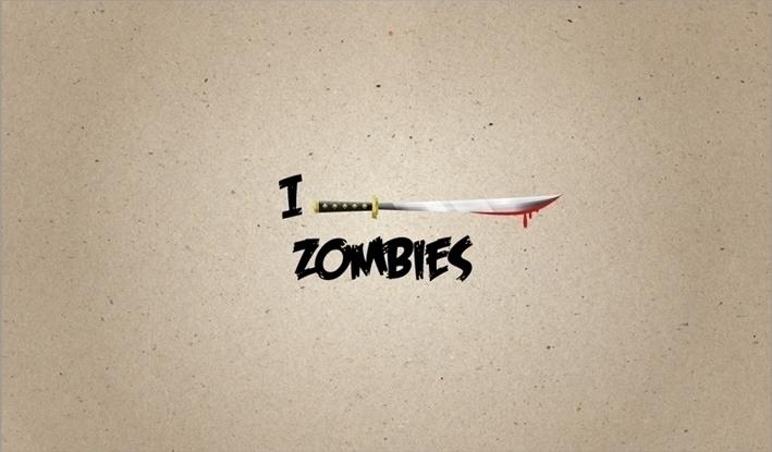 Ninjas Zombies 06 jockes - screen - federicobonifacini | ello