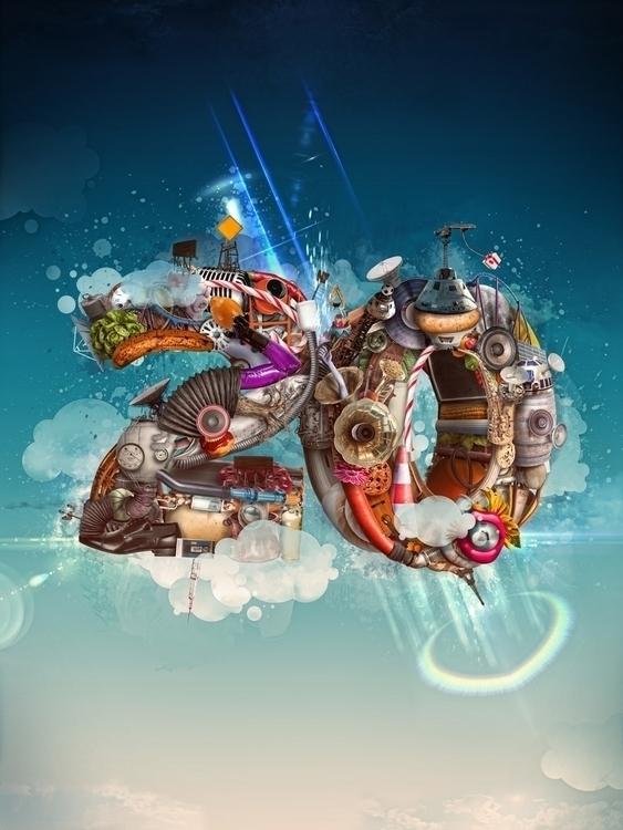 20 - illustration, digitalillustration - bobpalmer | ello