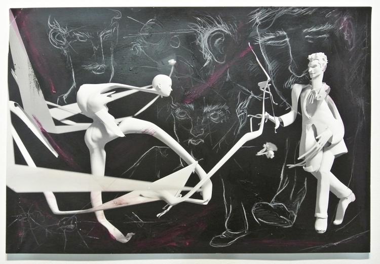 illustration, painting, 3d - diegocristofano | ello