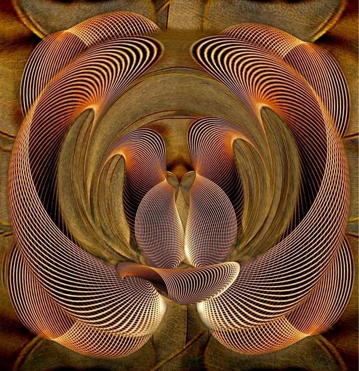 NOLI TANGERE CIRCULOS MEOS - abstract - carmenvelcic | ello