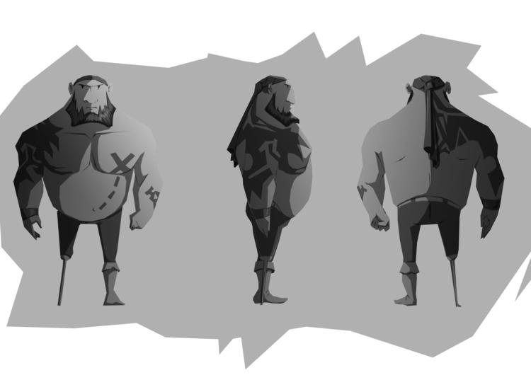 drawing, conceptart, characterdesign - constance-1448   ello