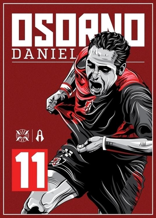 Daniel Osorno, futbol player At - leom92 | ello