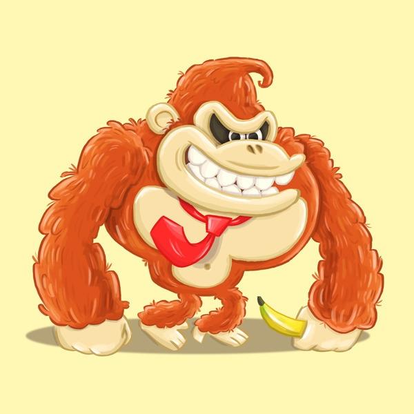 Donkey Kong - donkeykong, smashbros - dpsullivan | ello