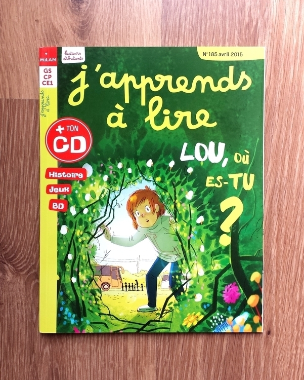 magazine, kids, adventure - oriolvidal | ello